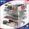 2018 Fashionable Acrylic Makeup Organizer with Custom Drawers