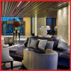 New Design Modern Lobby Furniture Wooden Lobby Sofa