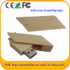 New Arrival Wooden USB Flash Drive with Custom Logo (EW098)
