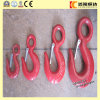Forged Polished Stainless Steel Hook for Lifting