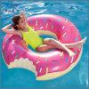 Bitten Doughnut Life Ring for Swimming Floating Pool