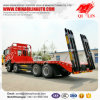 Promotion 4 Axles Tractor Head Low Bed Truck
