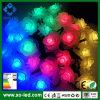 Colorful 0.6W 4.5V Rose Flowers LED String Light for Wedding Decoration