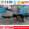 Denyo Type 14kVA 17kVA Diesel Power Generator with Moveable Trailer