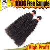 100%Natural Hair of Wholesale Brazilian Virgin Hair