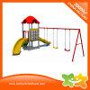 Children Swing and Slide Toys Plastic Outdoor Playground Equipment