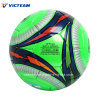 High Grade Size Five Machine Sewing Green Football