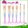 New Fish Tail Makeup Brush Mermaid Gradient Handle Makeup Brush