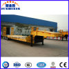 2017 New Low Bed Semi Trailer with 3 Axles 60tons for Sale