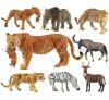 Custom Various Eco Friendly Plastic Animal Toy