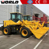 Road Construction Equipment Ce Approved W120 Small Loader for Sale