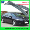 100% Fitment Weather Shields Window Visor for Hodna Spirior 2014