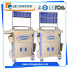 ABS Anesthesia Trolley Cart for Deliver with Draws with Card Label Gt-Taq1301