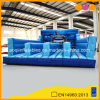 Seaworld Theme Inflatable Bungee Run Slide for Sale (AQ01157)