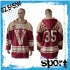 100% Polyester Breathable Cheap Hockey Jersey Hoodies (H011)