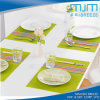 Promotion Gift Exquisite PVC Table Mat Stripe Shape