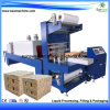 PE Film Packing Machine for Juice Bottles