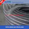 PVC TPU Clear Flexible Steel Wire Reinforced Air Duct Hose