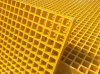 "Industrial FRP Grating 1-1/2"" Thick, 1-1/2"" Square Mesh"
