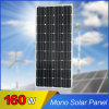 High Quality 160W Mono Solar Panel with Ce Cec TUV ISO Certificate