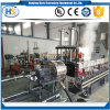 PVC PA PE Pellete Horizontal Water Ring Screw Extrusion Machine Line