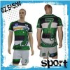 Custom Made Rugby Uniform, High Quality Sublimation Quick Dry Rugby Jersey & Shorts