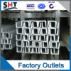 Stainless Steel U Channel C Channel Iron Size