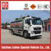 HOWO 15000L Fuel Tank Truck Oil Tanker Europe 4