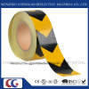 Yellow and Black PVC Hazard Warning Reflective Tape for Truck