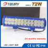 72W Curved with CREE LEDs off Road LED Light Bars