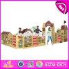 Best Wholesale Kindergarten Toy Storage Shelf Children Wooden Preschool Furniture W08c186
