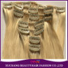 White Clip in Hair Extension