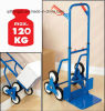 Heavy Duty Six Wheel Stair Climbing Hand Trolley (HT1426)