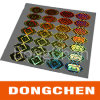 2 Layers Anti-Counterfeiting Holographic Sticker