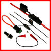5X20mm; 6X30mm Glass Fuse Tube Holder with Wire Leads