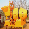 High Quality Jzm250 Compulsory Concrete Mixer