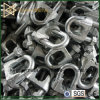 Electro Galvanized Malleable Type Wire Rope Clip