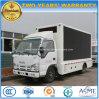 Isuzu 4*2 Mobile Advertising Truck 5 Tons LED Display Vehicle