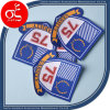 Factory Price Custom School Uniform Woven Badges/Patch/Insignia