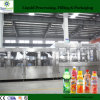 Pet or Glass Bottle 3-in-1 Fruit Juice Bottling Filling Machine/System/Plant