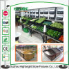 Promotional Fruit Vegetable Display Racks for Supermarket