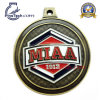 Trophy Medal with 3D Design Golf Finish
