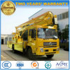 180HP 20m Aerial Work Platform 20 Meters High Altitude Operation Truck