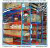 Heavy Duty Warehouse Drive in Pallet Shelving for Storage Equipment