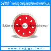 Continuous Rim Silent Saw Blade for Concrete Cutting