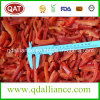 Frozen Red Pepper Strips with FDA Standards