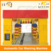 Stainless Steel Frame Tunnel Car Washing Machine/Automatic Tunnel Car Washer
