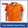 Antistatic Cleaning Coat Workwears Used in Petrolchemical Industry and Machinery Factory
