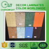 HPL Postform Sheet/Wood Grain Laminate Kitchen Cabinets