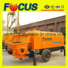 Nice Quality 88cbm/H Diesel Engine Portable Trailer Concrete Pump 162kw